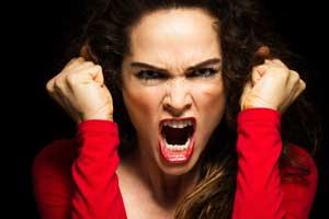 как погасить агрессию